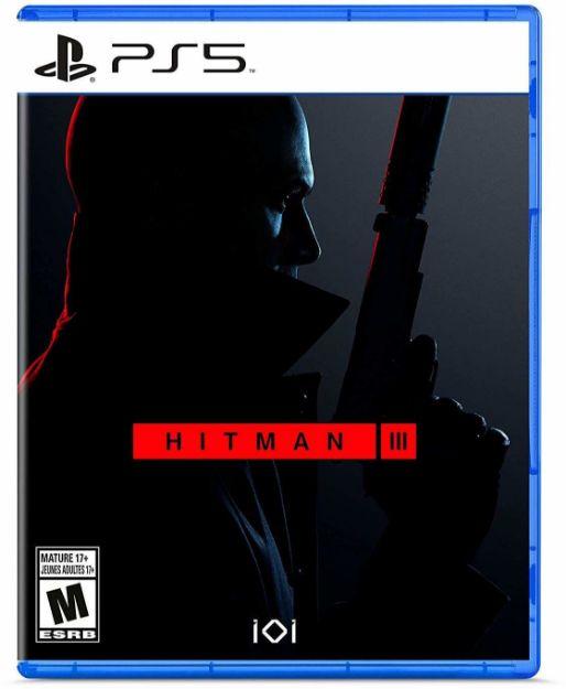 תמונה של HITMAN 3 STANDART EDITION  PS5