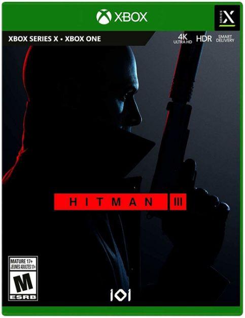 תמונה של HITMAN 3 STANDART EDITION  XBOX