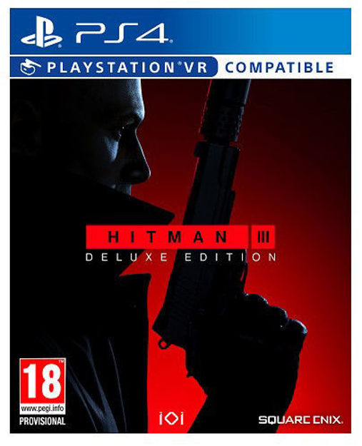 תמונה של HITMAN 3 DELUXE EDITION  PS4