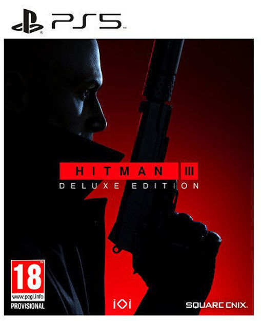 תמונה של HITMAN 3 DELUXE EDITION  PS5