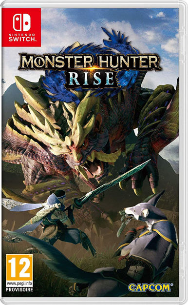 תמונה של Monster Hunter Rise Nintendo Switch