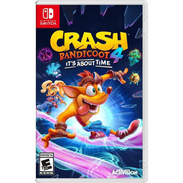 תמונה של CRASH BANDICOOT 4 IT'S ABOUT TIME NINTENDO SWITCH