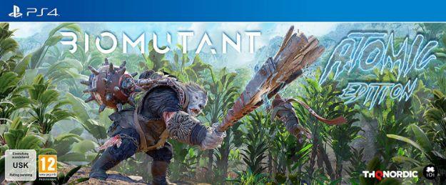 תמונה של Biomutant Atomic Edition PS4
