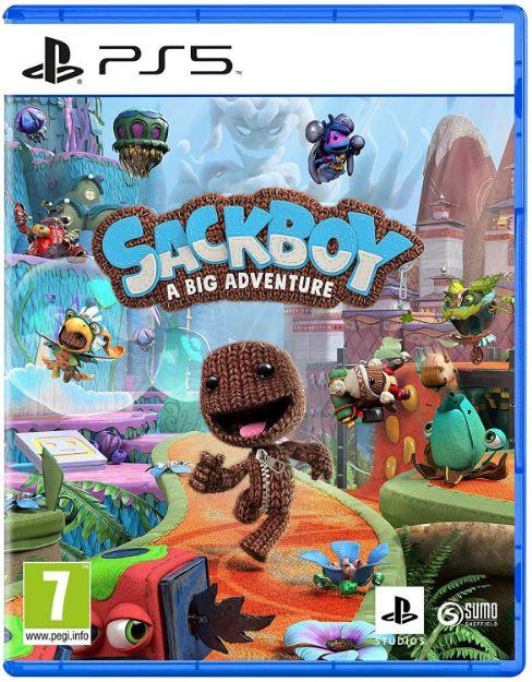 תמונה של Sackboy A Big Adventure PS5