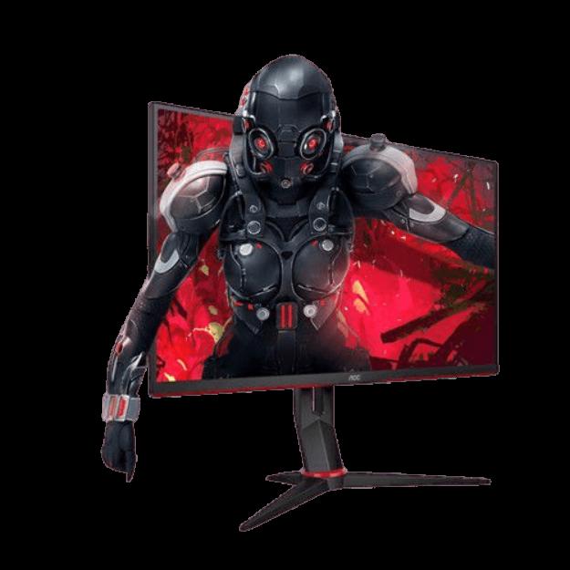 """תמונה של מסך מחשב גיימינג AOC 27G2U בגודל 27"""""""