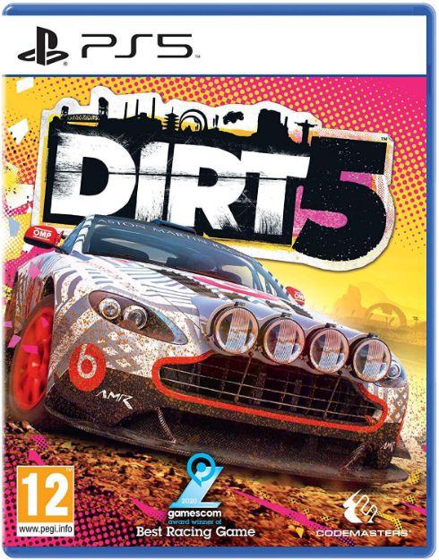 תמונה של DIRT 5 PS5