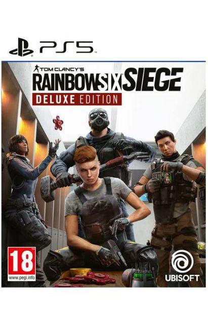 תמונה של Tom clancys rainbow six siege Deluxe Edition PS5