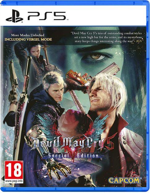 תמונה של Devil May Cry 5 Special Edition PS5