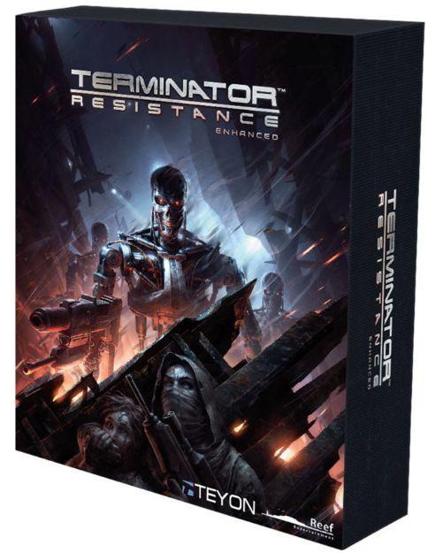 תמונה של Terminator Resistance Enhanced Collector's Edition PS5