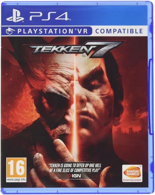 תמונה של Tekken 7 PS4