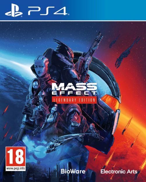 תמונה של Mass Effect Legendary Edition PS4