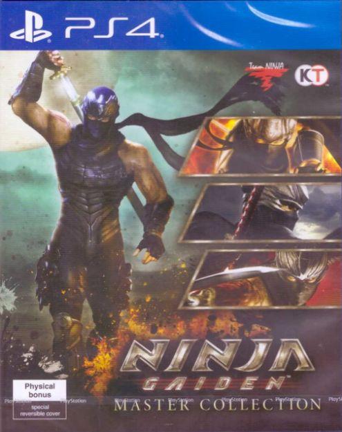 תמונה של Ninja Gaiden: Master Collection Trilogy PS4