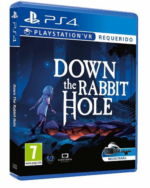 תמונה של Down the Rabbit Hole VR Ps4