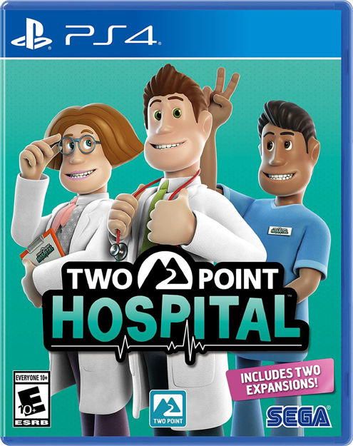 תמונה של Two Point Hospital PS4