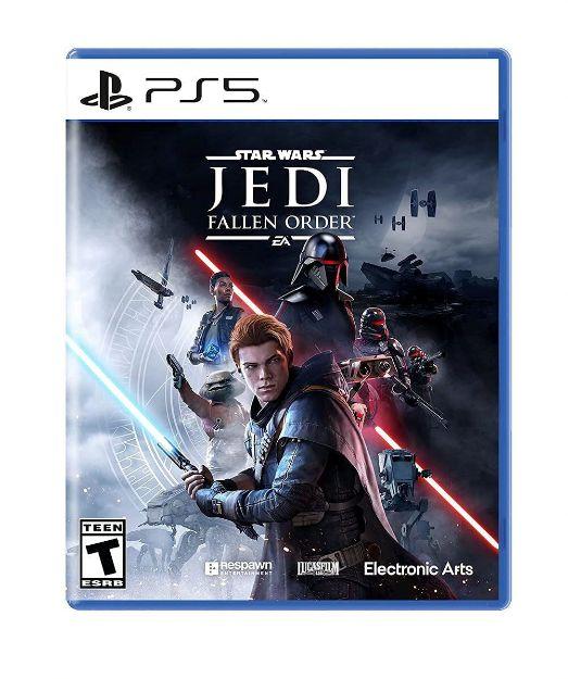 תמונה של Star Wars Jedi: Fallen Order PS5