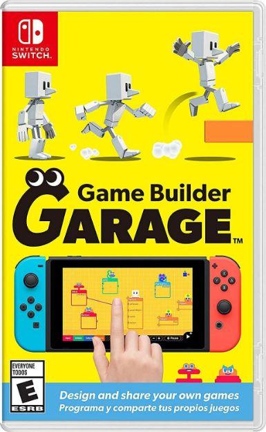 תמונה של Game Builder Garage - Nintendo Switch
