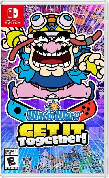 תמונה של WarioWare: Get It Together - Nintendo Switch