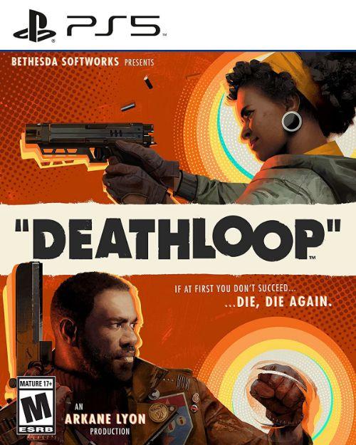 תמונה של DEATHLOOP - PS5 - Standart Edition