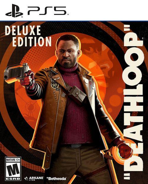 תמונה של DEATHLOOP - PS5 - Deluxe Edition