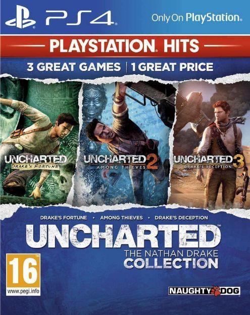 תמונה של Uncharted: The Nathan Drake Collection - PS4