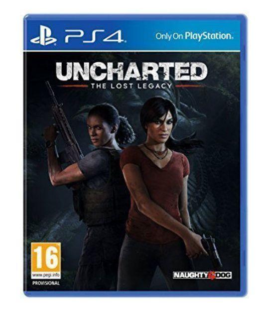 תמונה של Uncharted: The Lost Legacy - PS4