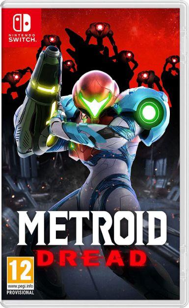תמונה של Metroid Dread Nintendo Switch