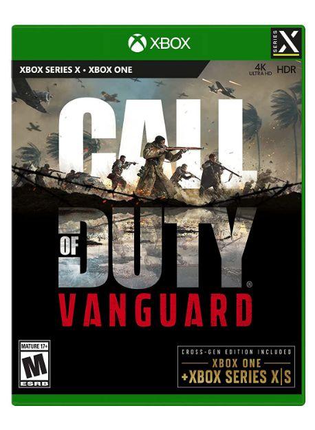 תמונה של CALL OF DUTY: VANGUARD XBOX SERIS X - הזמנה מוקדמת
