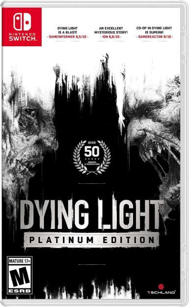 תמונה של DYING LIGHT PLATINUM EDITION - NINTENDO SWITCH